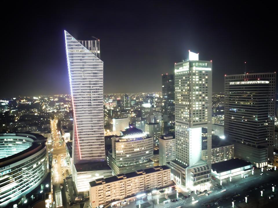 Wynajmujemy biuro w Warszawie