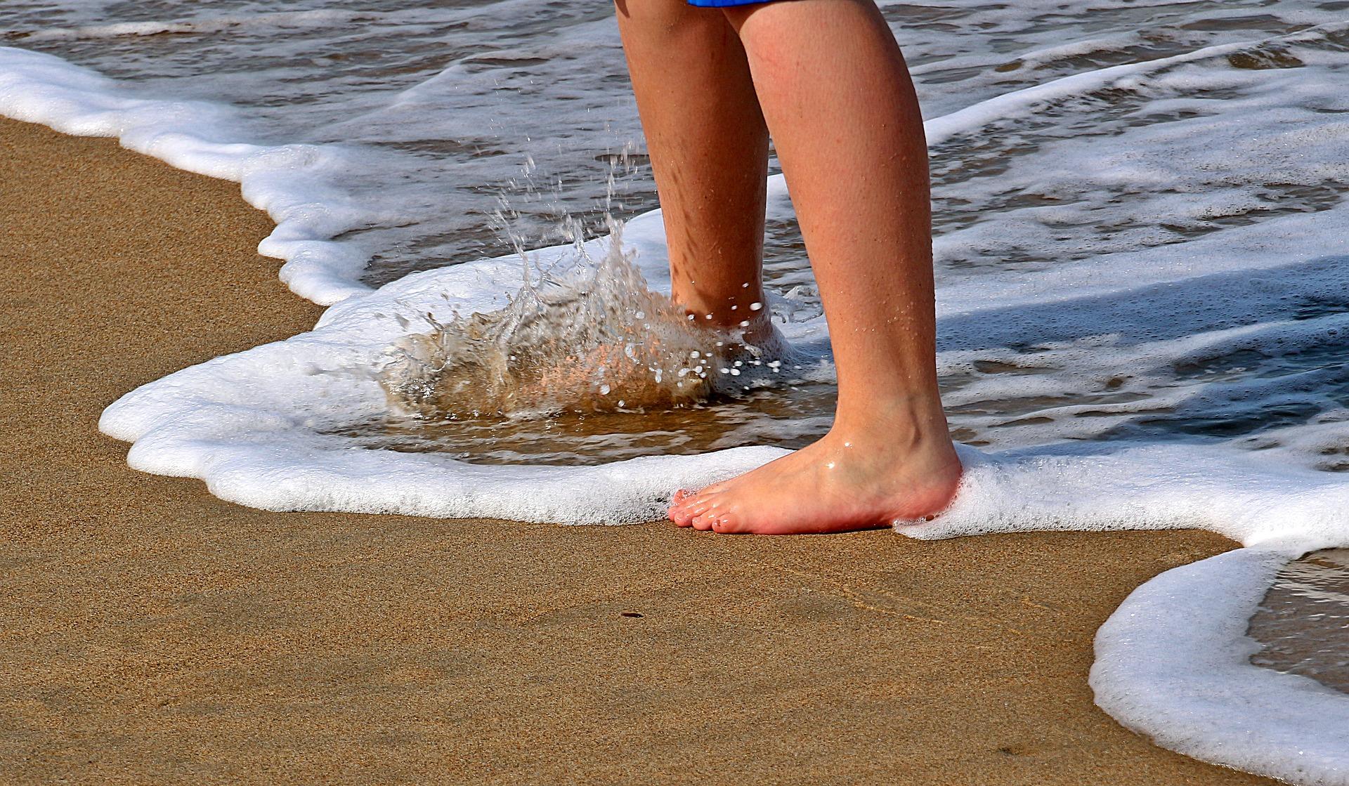 Zabiegi pielęgnacyjne na stopy