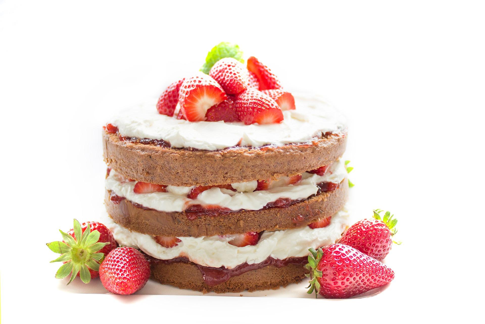 Jeśli nie umiesz piec, tort możesz zamówić