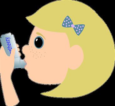 Atak duszności u chorych na astmę – co robić?