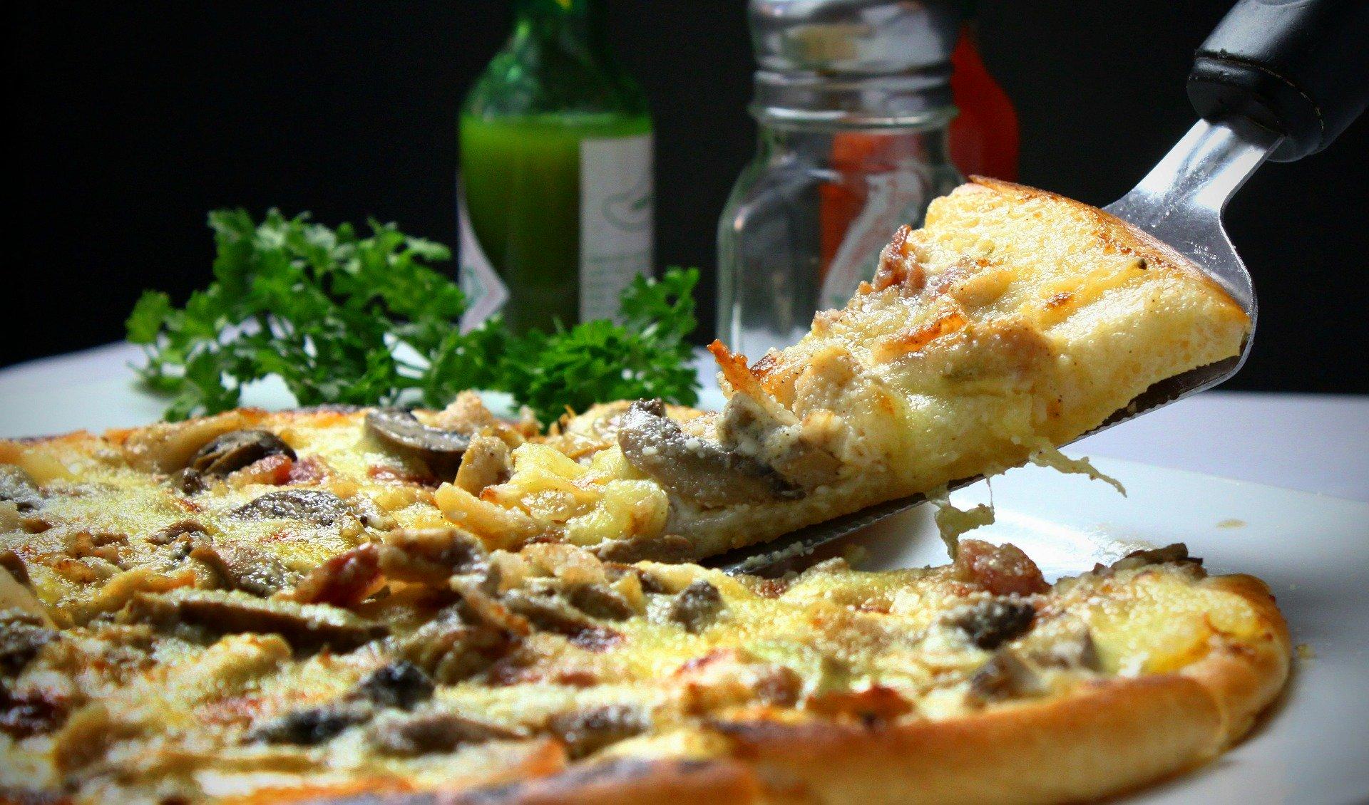 Korzyści z pizzy